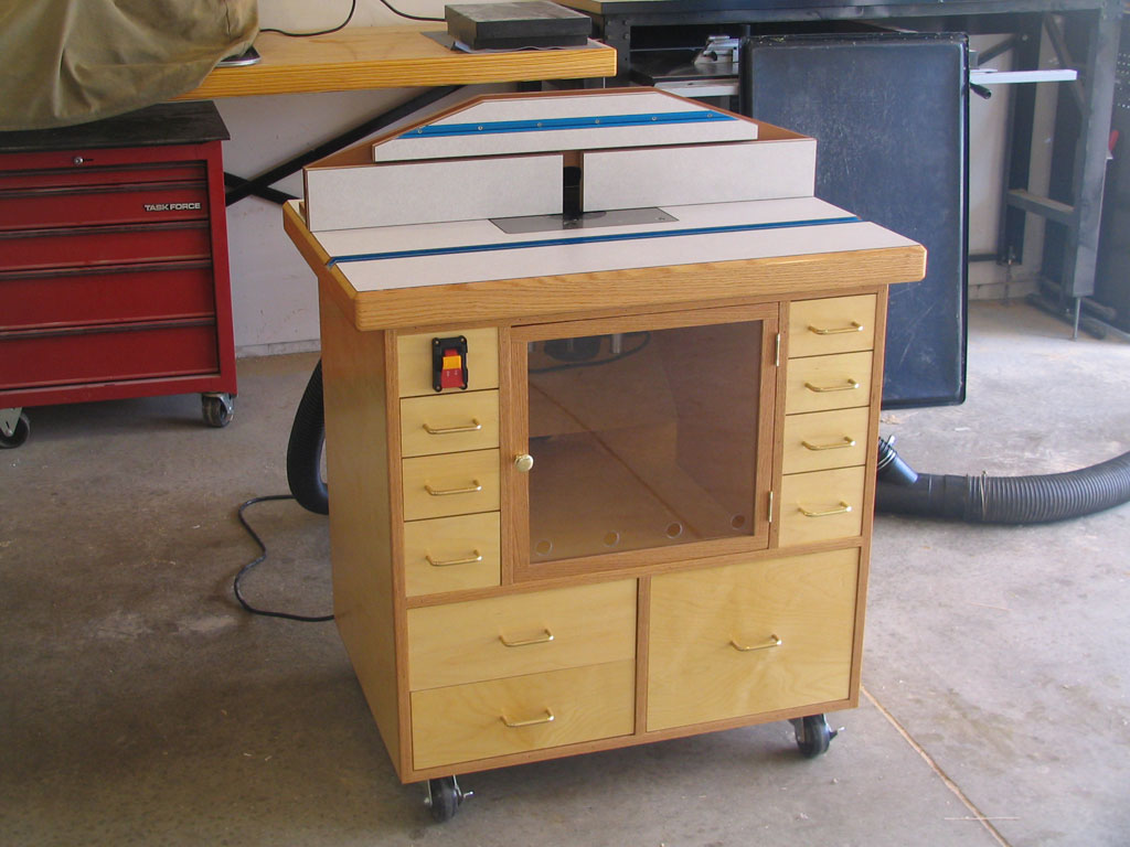 Woodwork Router Table Pdf Plans