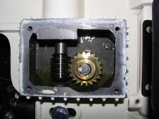 Jet 5×6 bandsaw gearbox