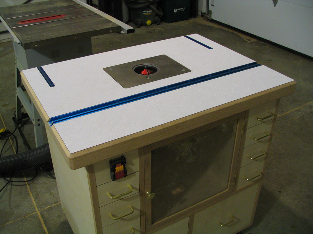 Router table pt 13 dans hobbies topdone greentooth Images