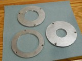 Three inserts ready for use.