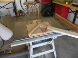 miter sled with extension